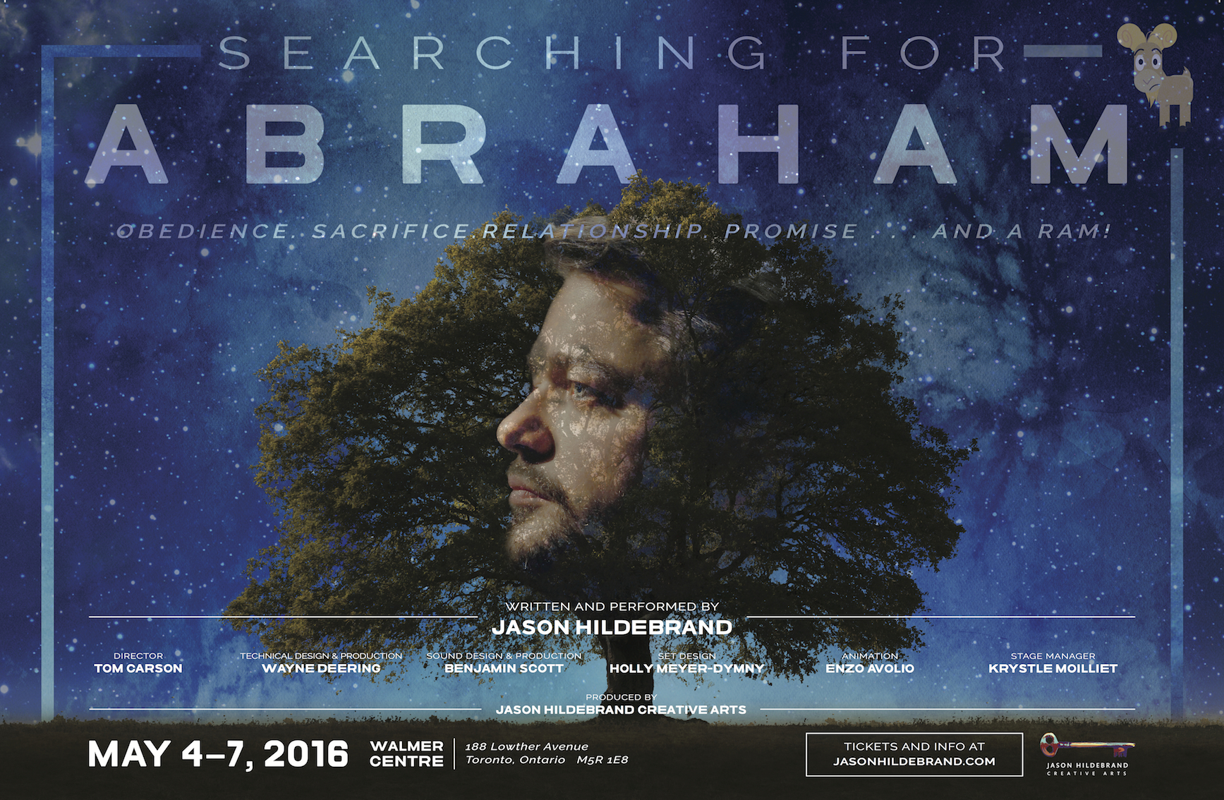 Searching for Abraham