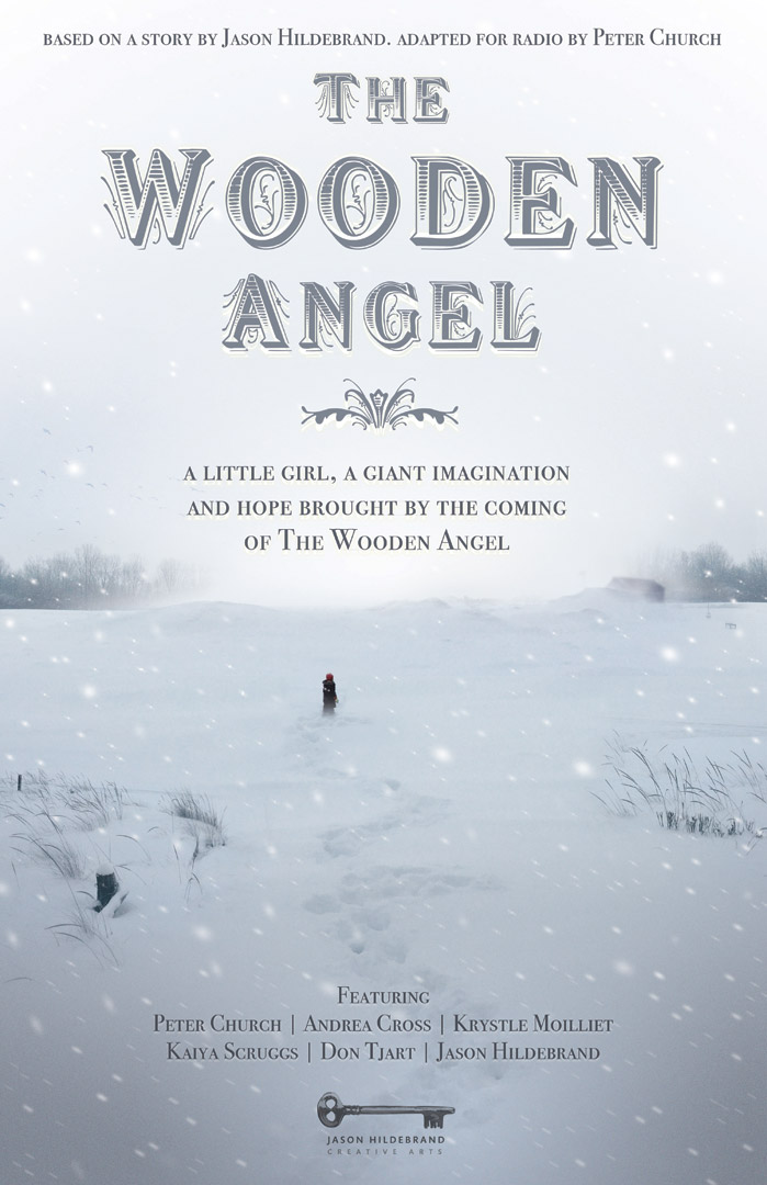 The Wooden Angel Poster!